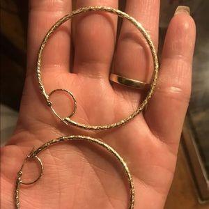 Jewelry - 14k hoops